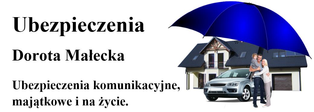 Ubezpieczenia Gdańsk Kowale Dorota Małecka